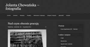 Jolanta Chowańska Fotografia