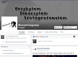 Michał Werbiński – Michael Fotografuje